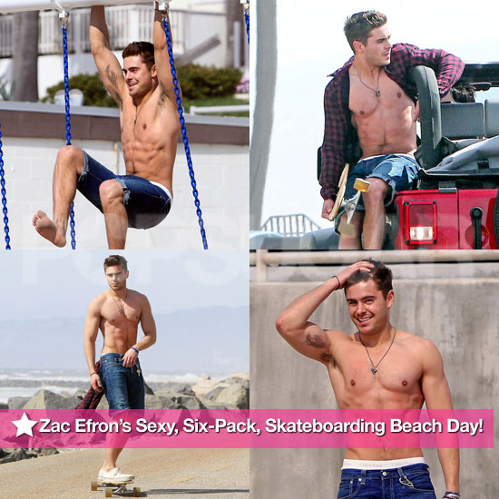 Pictures-Zac-Efron-Shirtless-Feather-Tat