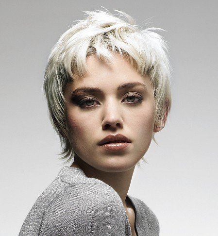 Hair Style Ledis : Hair Cuts: Womens Short Hair Styles For Thin Hair