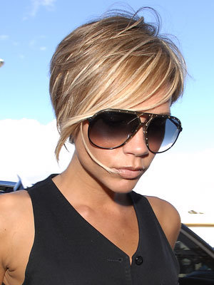 hairstyles thin hair. pictures short hair styles for