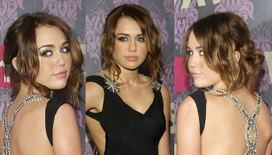 miley cyrus prom hairstyles. Miley Cyrus Prom Hairstyles