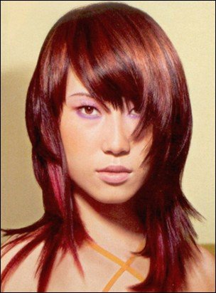 hairstyles for long hair and side bangs. hairstyles 2011 long with
