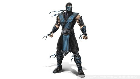 mortal kombat 2011 wallpaper hd. sub zero mortal kombat 2011