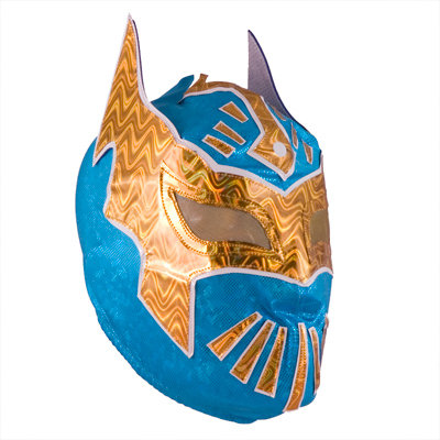 pics of sin cara without mask. Sin Cara semi-pro mask