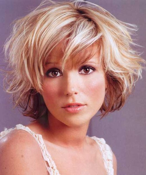short haircuts for women with thick. short hair styles for women