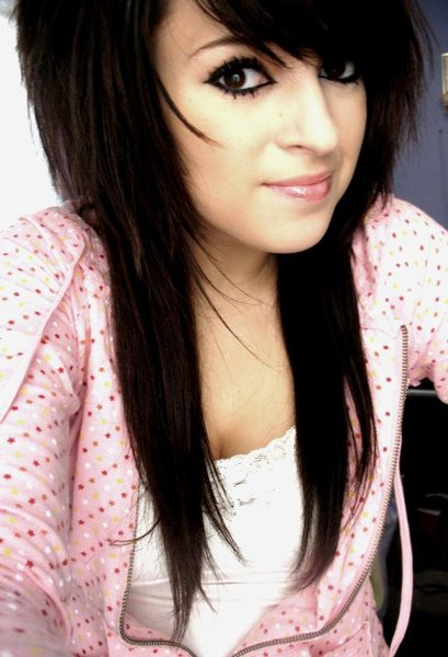 cool hairstyles for short hair girls. emo hairstyles for short hair