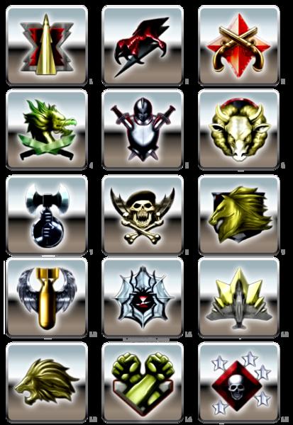 cod black ops prestige logos. Prestige Icons for COD: Black