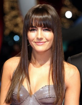 Long Hairstyles 2011 With Fringe. long haircuts for girls. cute