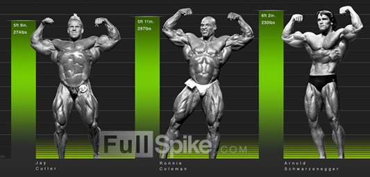Ronnie Coleman Vs Arnold Obsessed/mesmer...