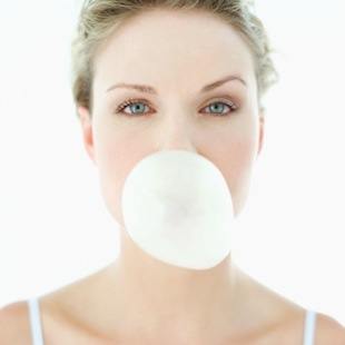 chewing gum