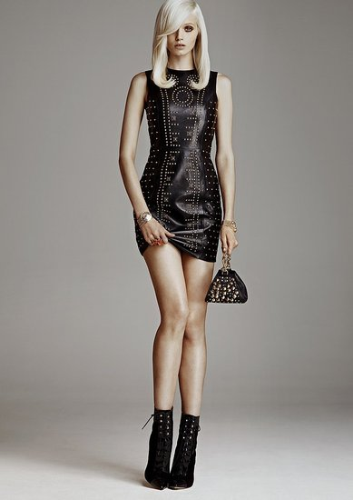 Versace for H&M Leather Dress