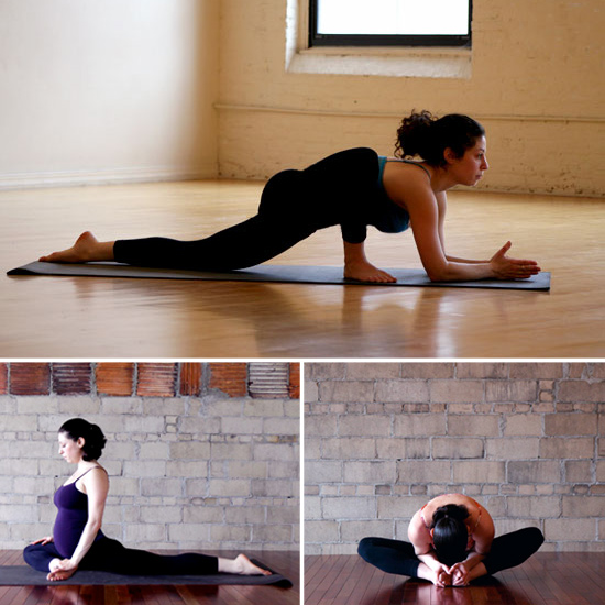 Yoga exercises for hips feel more confident how to do for Floor yoga stretches