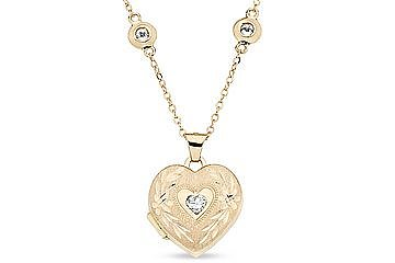 gold necklace from 27 dresses